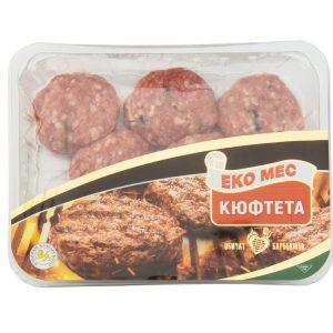 КЮФТЕТА ЕКО МЕС ОХЛАДЕНИ - 8 БР Х60 ГР